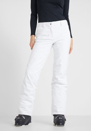 Snow pants - white