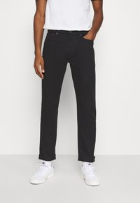 GAP - Straight leg jeans - true black - 0