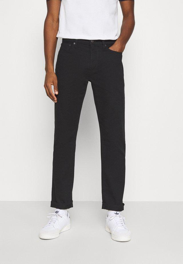 Jeans a sigaretta - true black