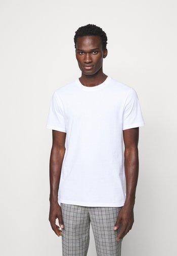 SILO TEE - Basic T-shirt - white