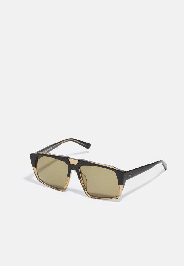 UNISEX - Aurinkolasit - grey/brown