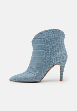 Classic ankle boots - azul