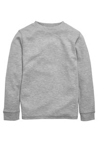 Next - WHITE/GREY 2 PACK LONG SLEEVED THERMAL TOPS (2-16YRS) - Long sleeved top - grey - 2