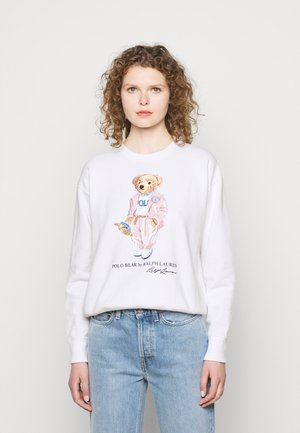 MAGIC - Sweatshirt - white