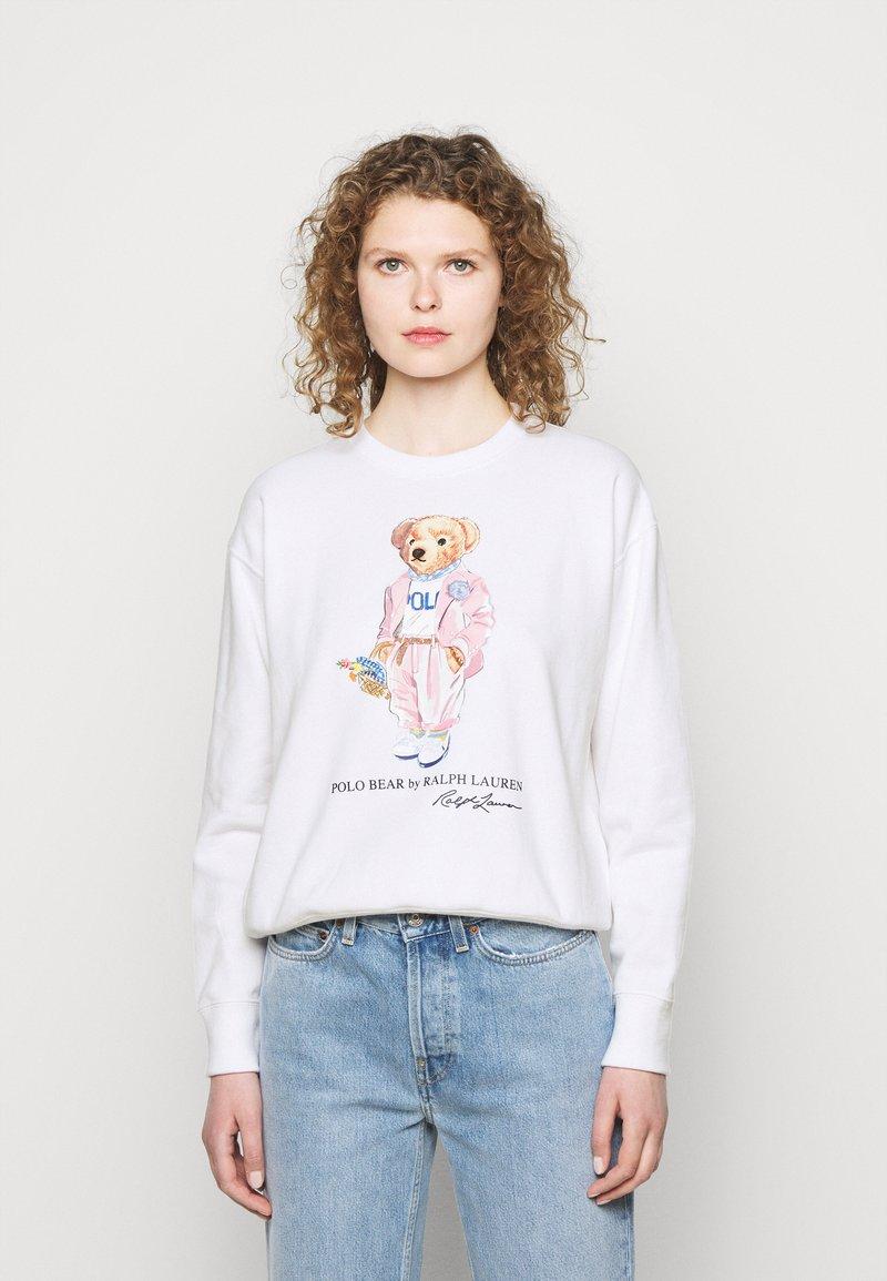 Polo Ralph Lauren - MAGIC - Bluza - white