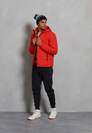 FUJI  - Winter jacket - high risk red