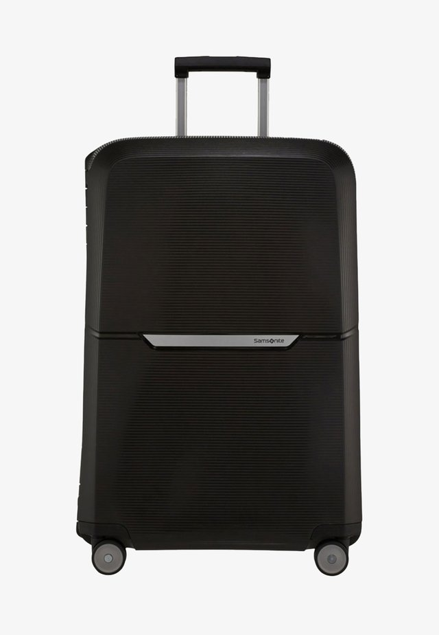 MAGNUM - Wheeled suitcase - black