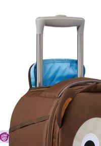 Affenzahn - Wheeled suitcase - braun - 7