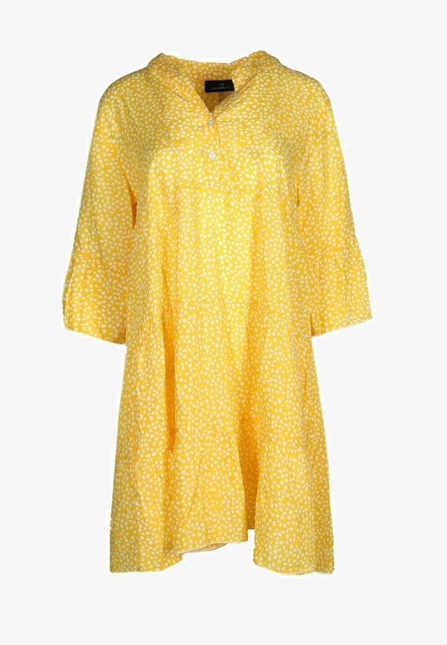 KIDA - Day dress - gelb