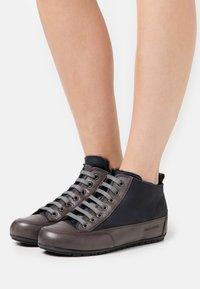 Candice Cooper - MIDMONT - Sneakers alte - navy - 0