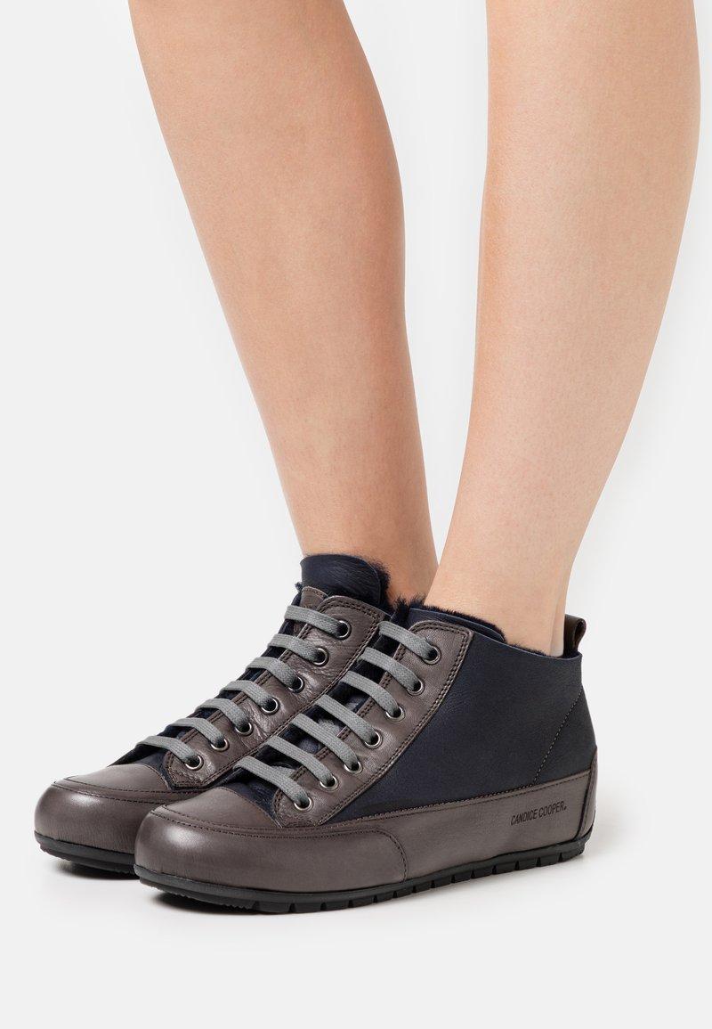 Candice Cooper - MIDMONT - Sneakers alte - navy