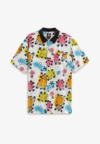 MN VANS X SPONGEBOB AIRBRUSH WOVEN - Shirt - (spongebob) airbrush