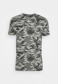 Brave Soul - DISGUISEF - Print T-shirt - grey - 0