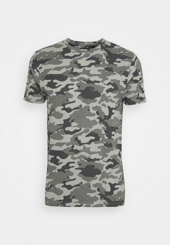 DISGUISEF - Print T-shirt - grey