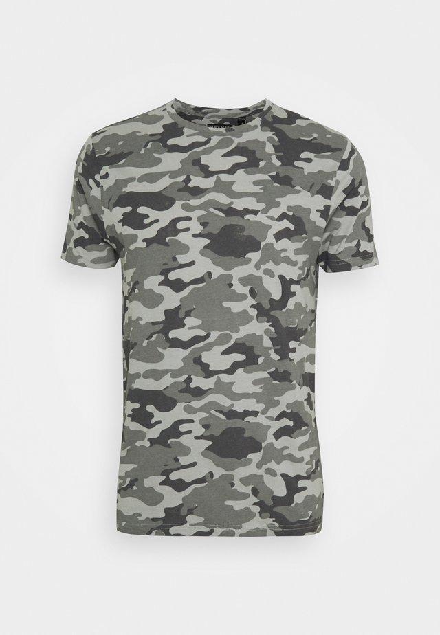 DISGUISEF - T-shirt imprimé - grey