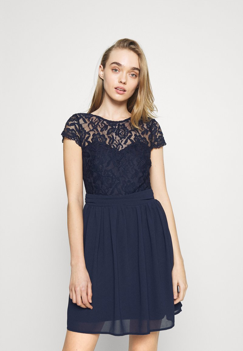 Nly by Nelly - MAKE ME HAPPY - Cocktail dress / Party dress - navy