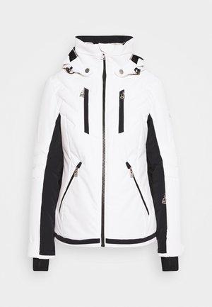 HENNI - Kurtka narciarska - bright white