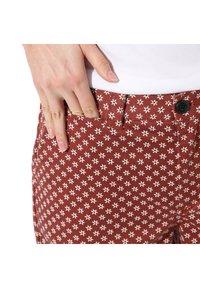 Vans - AUTHENTIC PRINT - Trousers - henna - 1