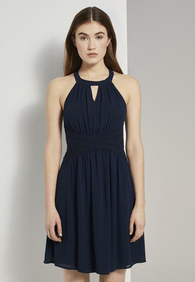 Vestido informal - real navy blue