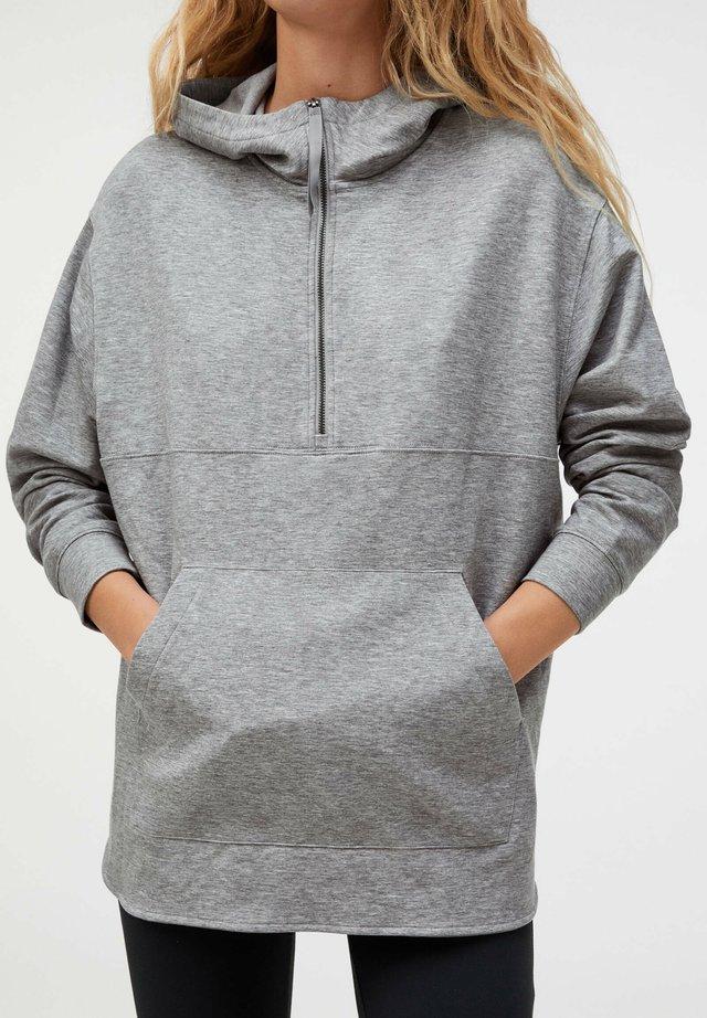 Parka - light grey