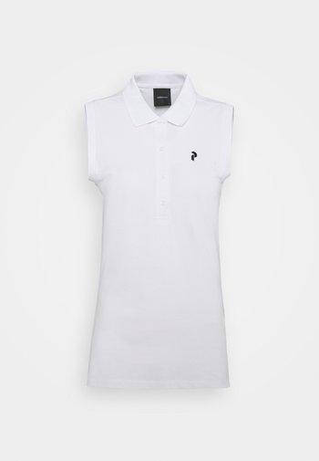 CLASSIC POLO - Polo shirt - white
