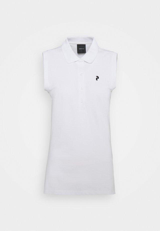 CLASSIC POLO - Poloshirt - white