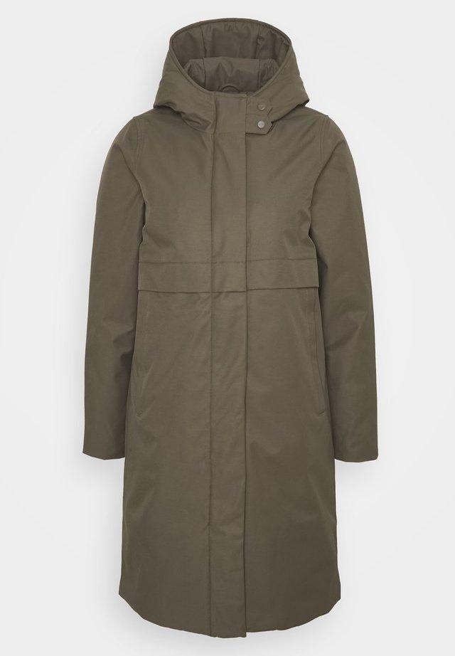 NICOLE - Winter coat - taupe