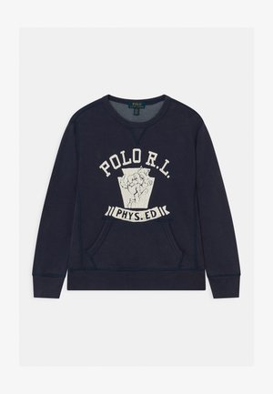 Sweatshirt - graphic navy