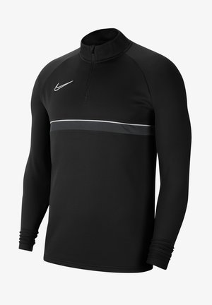Sports shirt - schwarzweissgrau
