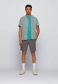 BOSS - TALES - Basic T-shirt - turquoise - 1
