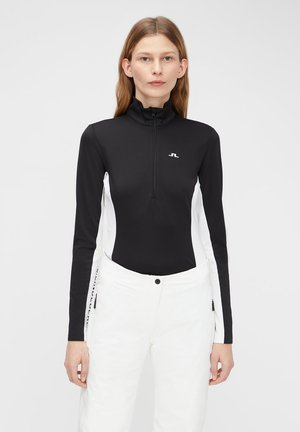 TRACY MIDLAYER - Sweatshirt - black
