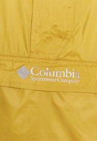 Columbia - CHALLENGER™  - Windbreaker - bright gold/collegiate navy - 2