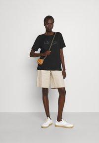 Marc Cain - Print T-shirt - black - 1