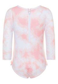 GAP - ZIP - Badeanzug - neon impulsive pink - 1