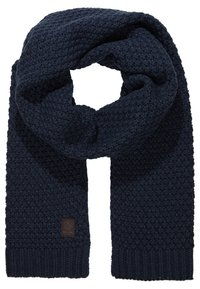 Only & Sons - ONSCENZ BOX SCARF BEANIE SET - Scarf - blue nights - 5
