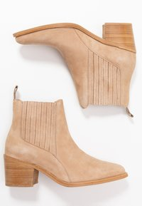 Marc O'Polo - JANET 3A - Ankelboots - sand - 3