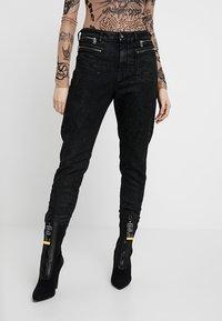 Diesel - D-EIFAULT-SP-NE - Jeans Tapered Fit - black - 0