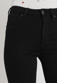 Scotch & Soda - HAUT - Slim fit jeans - stay black - 3