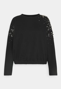 ONLY - ONLANITS - Sweatshirt - black - 0