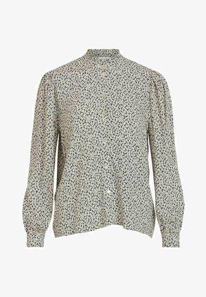 Overhemdblouse - navy blazer