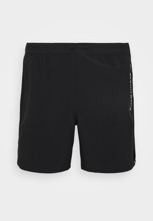 ADILS SHORTS - Korte broeken - black beauty