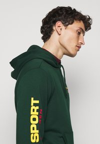 Polo Ralph Lauren - Sweat à capuche - college green - 4