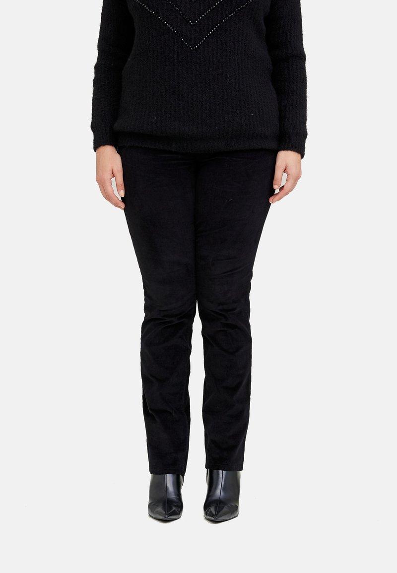 Fiorella Rubino - Trousers - nero