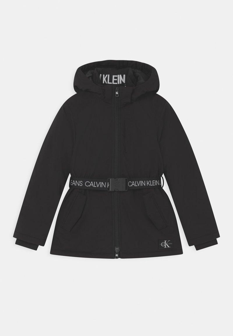 Calvin Klein Jeans - BACK TO SCHOOL  - Zimní bunda - black