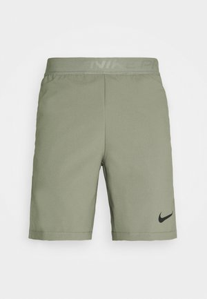 FLEX VENT MAX SHORT - Korte sportsbukser - light army/black