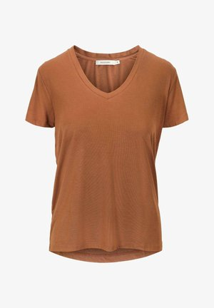 T-shirts - camel