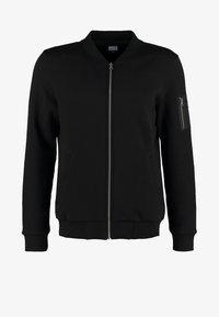 Urban Classics - Zip-up hoodie - black - 5