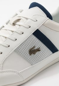 Lacoste - CHAYMON - Trainers - offwhite/navy - 5