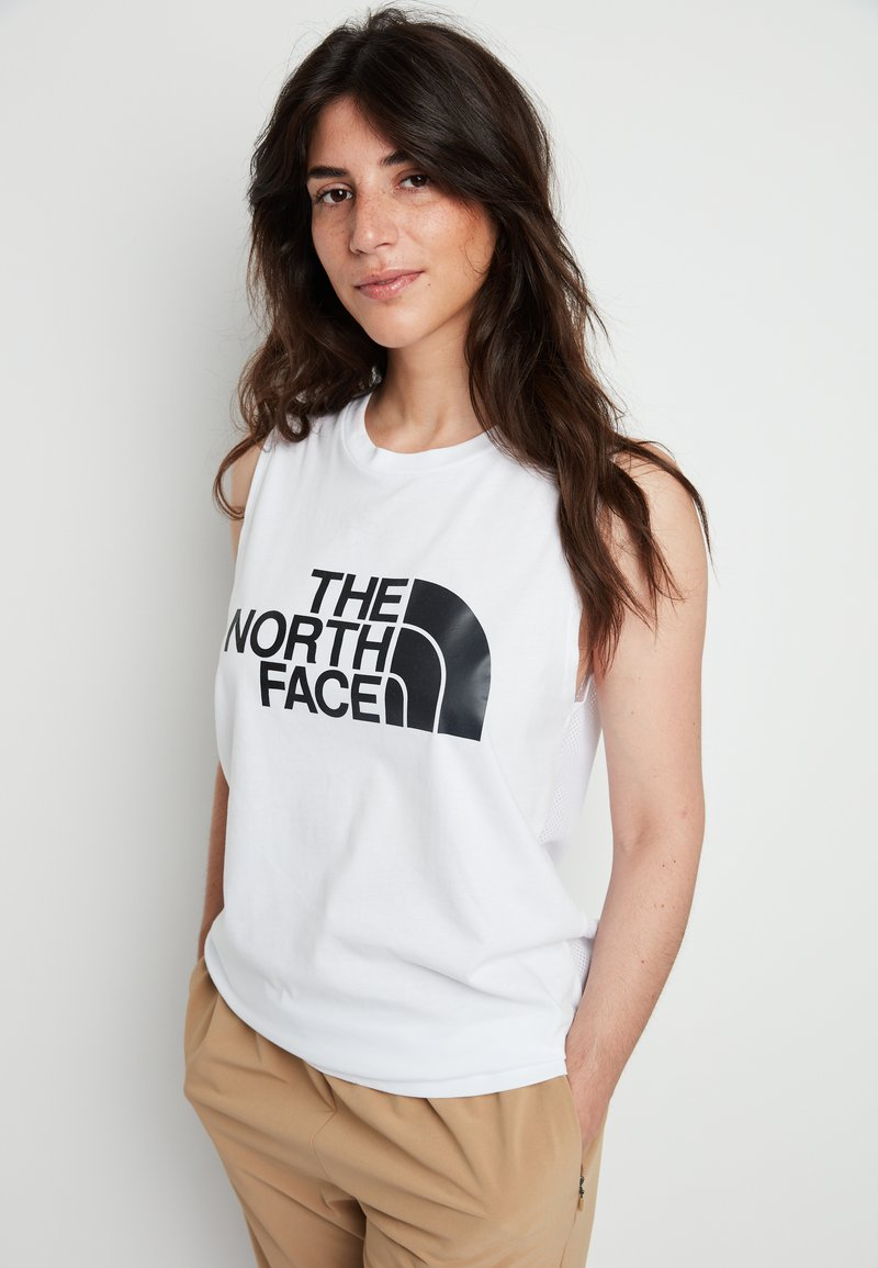 The North Face - LIGHT TANK - Top - white