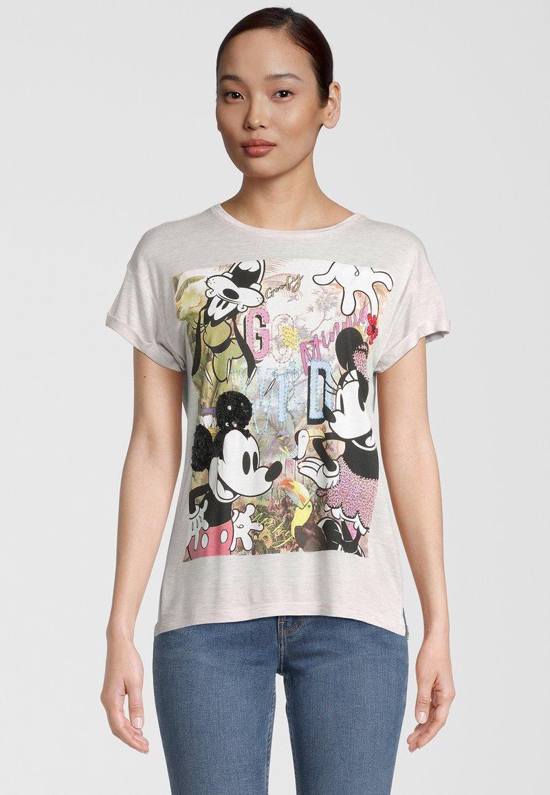 Princess goes Hollywood - DISNEY JUNGLE  - T-shirt print - multicolor